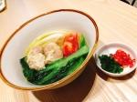 中式雲吞麵(早餐套餐)
